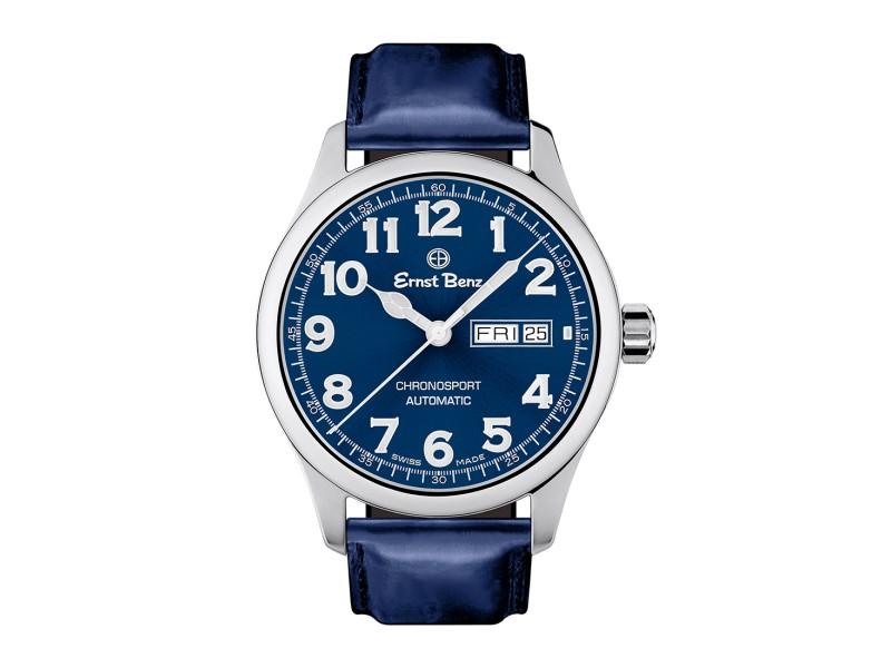Ernst Benz ChronoSport GC20214 40mm Mens Watch