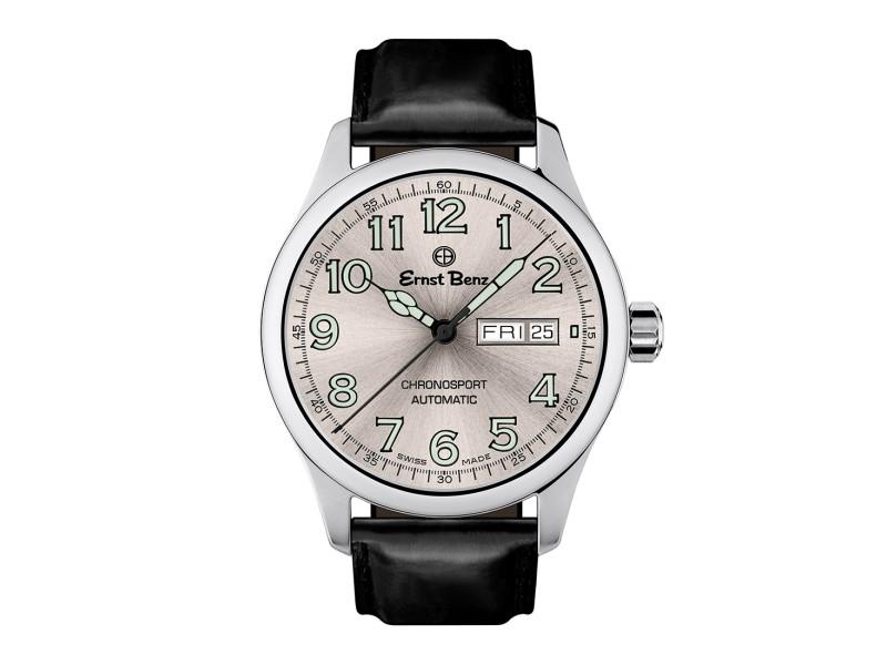 Ernst Benz ChronoSport GC20215 40mm Mens Watch