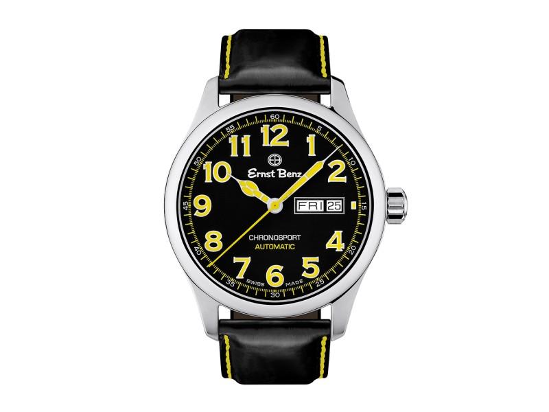 Ernst Benz ChronoSport GC20217 40mm Mens Watch