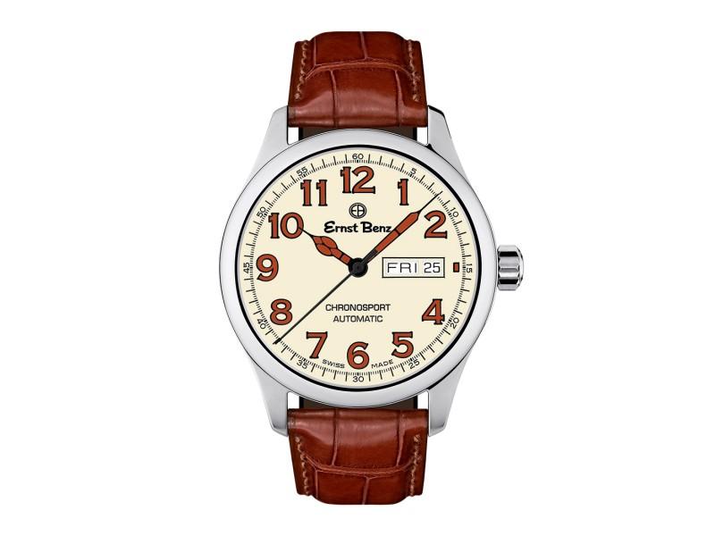 Ernst Benz ChronoSport GC20218 A Mens  40mm Watch