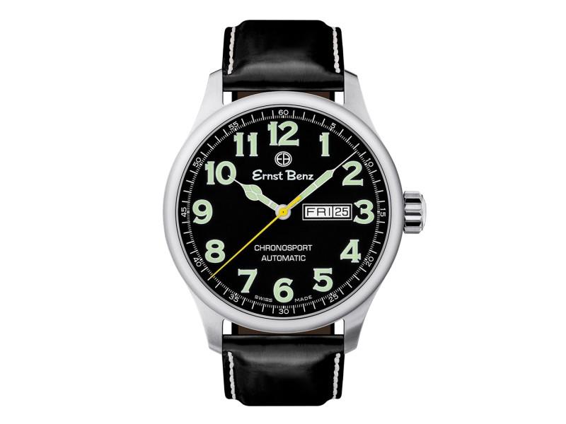 Ernst Benz ChronoSport GC40211 44mm Mens Watch