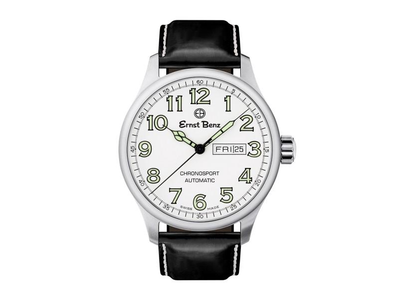 Ernst Benz ChronoSport GC40212 44mm Mens Watch