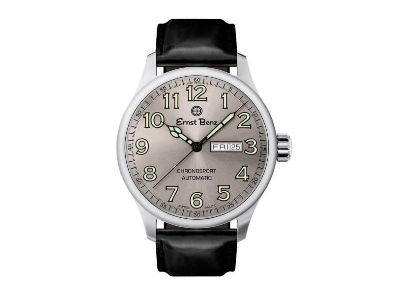 Ernst Benz ChronoSport GC40215 44mm Mens Watch