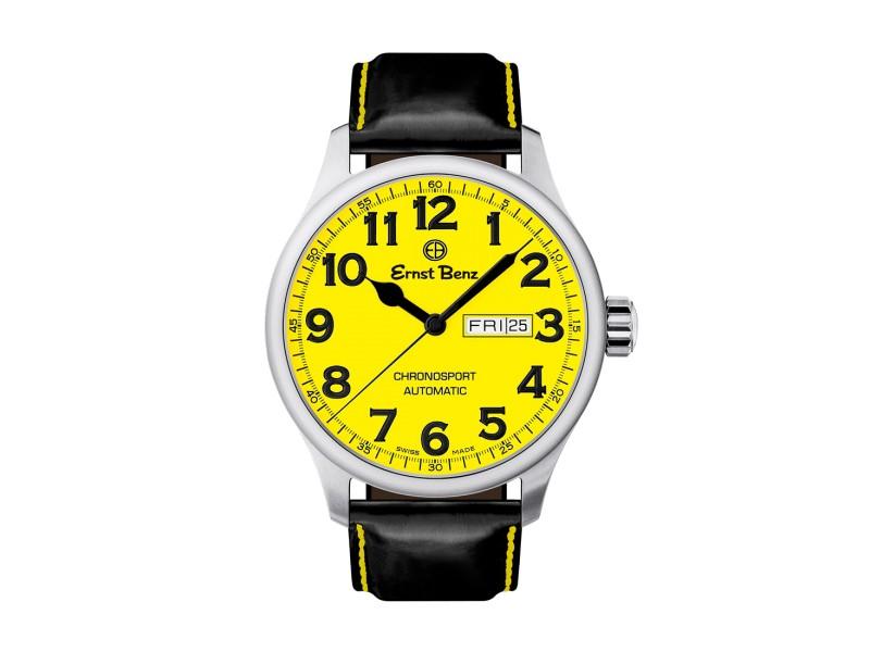 Ernst Benz ChronoSport GC40219 Mens  44mm Watch