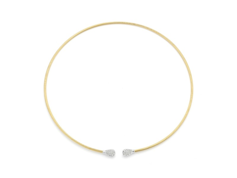 I.Reiss Wire Necklace