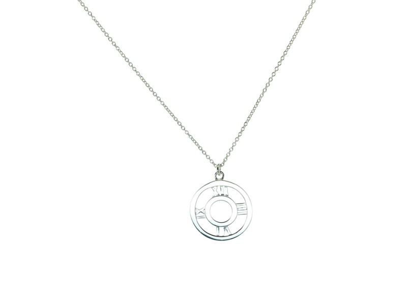 ATLAS ®Medallion Pendant Necklace