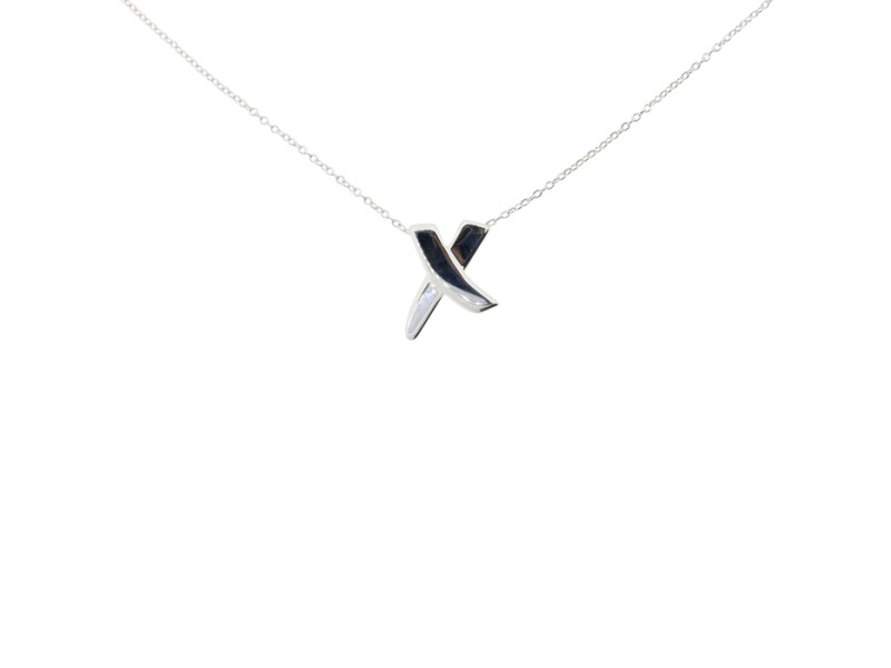 Tiffany & Co. Paloma Picasso X Pendant