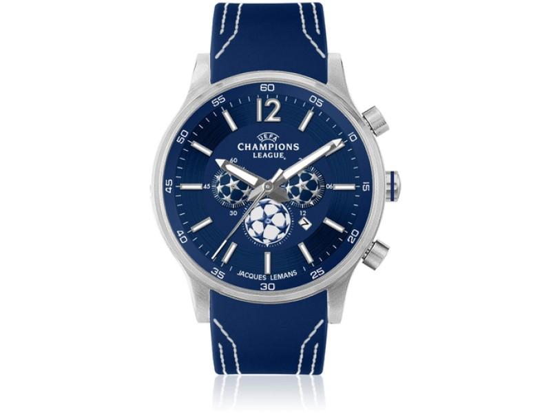 Jacques Lemans U39C UEFA Champions League Chronograph Watch