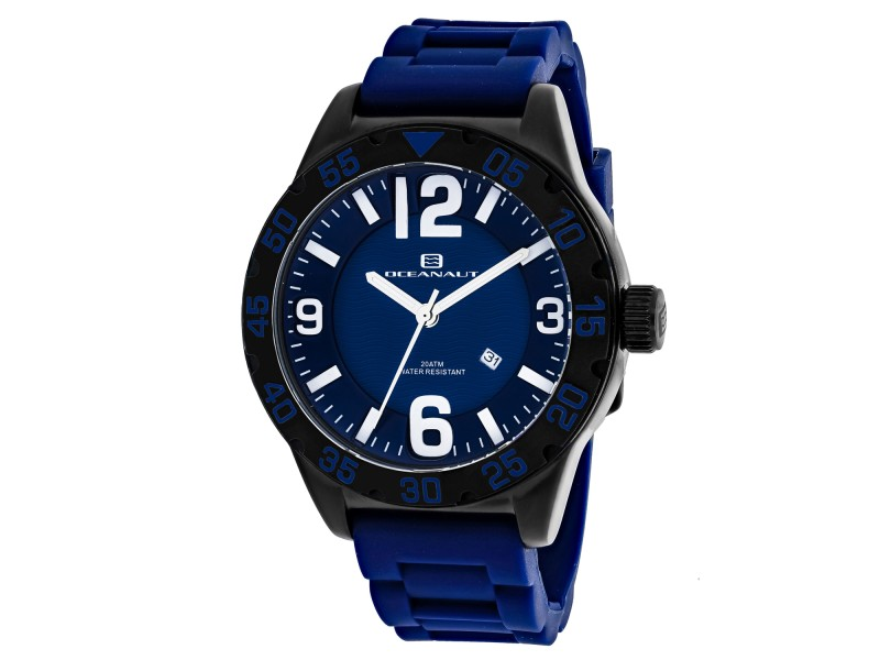 Oceanaut Aqua One OC2715 48mm Mens Watch