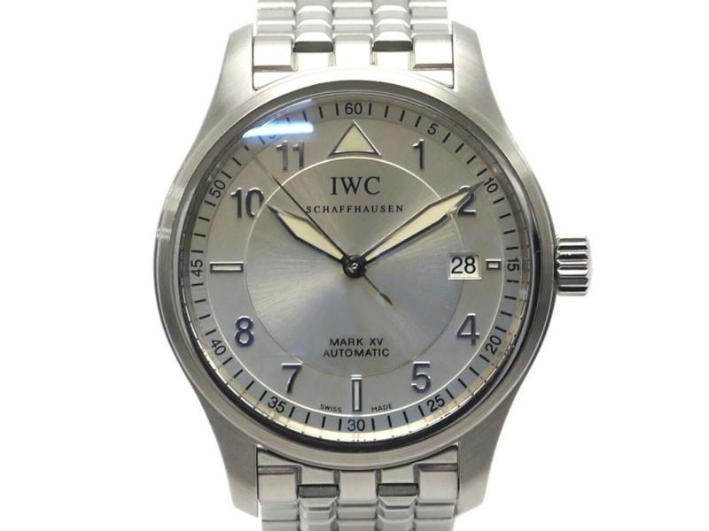 IWC Spitfire Mark XV IW325314 38mm Mens Watch