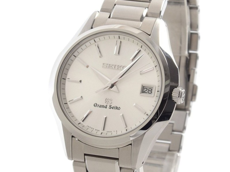 Seiko Grand Seiko 9F Quartz SBGV013 39mm Mens Watch