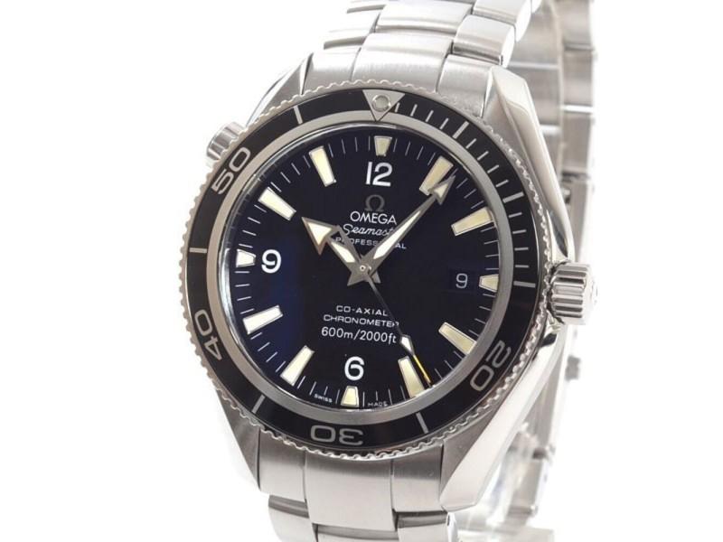 Omega Planet Ocean 2201-50 40mm Mens Watch