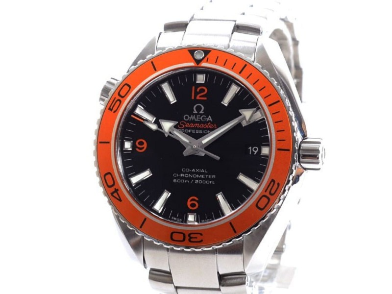 Omega Seamaster Planet Ocean 232.30.42.21.01.002 42mm Mens Watch