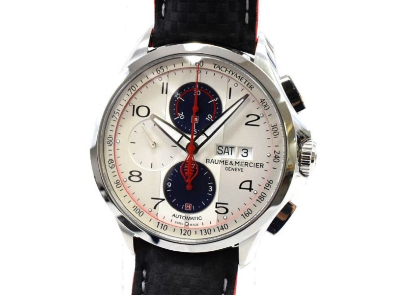 Baume & Mercier Capeland Shelby Cobra 1964 MOA10342 44mm Mens Watch