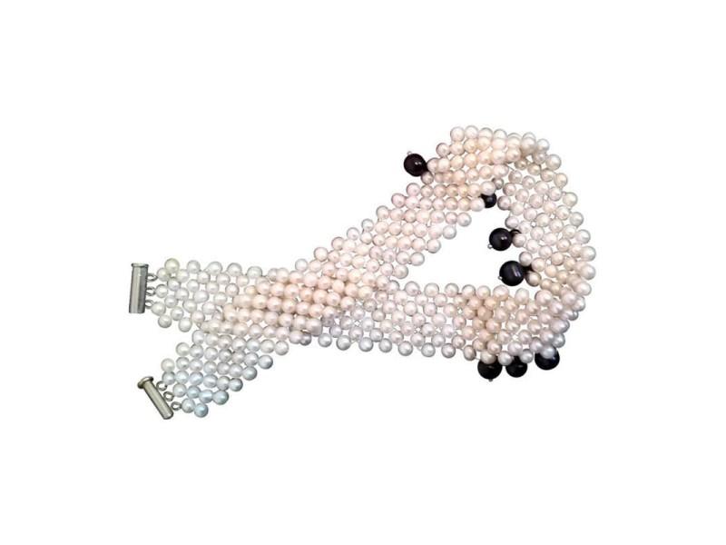 Pearls Beautiful Choker Necklace