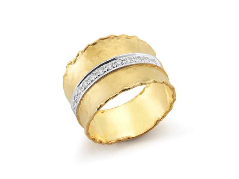 I.Reiss Matte-finish Ring