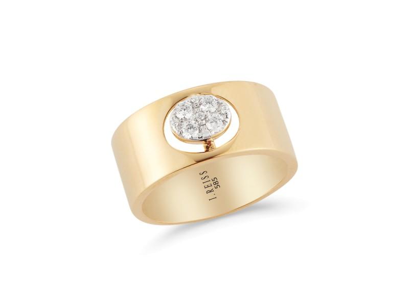 I.Reiss Polish-finished Ring