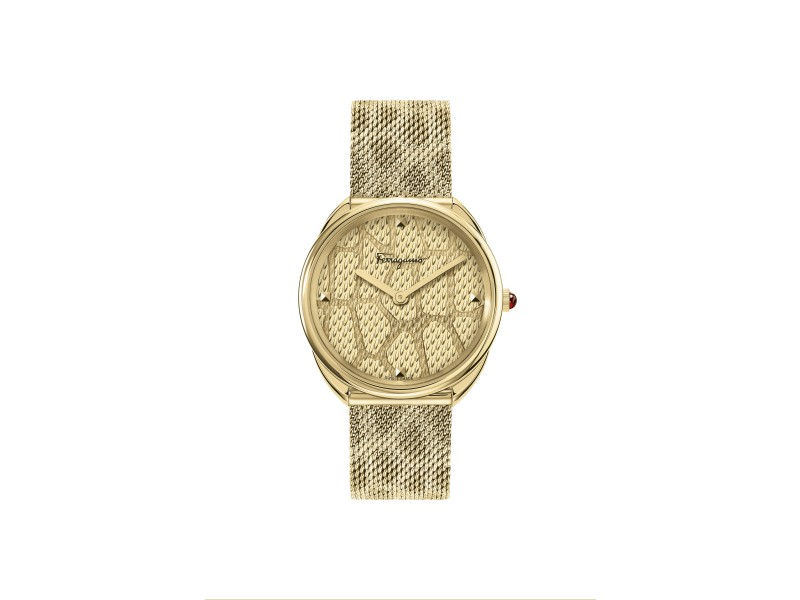 Salvatore Ferragamo Cuir SFAY00519 Watch