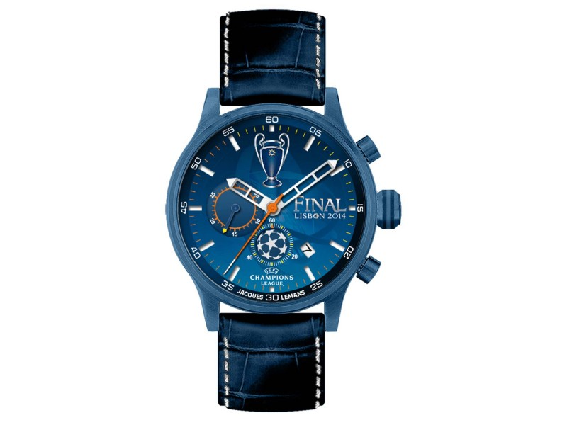 Jacques Lemans U42B UEFA Champions League Watch