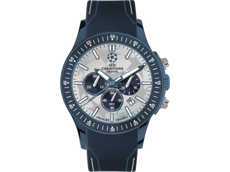 Jacques Lemans U43A UEFA Champions League Chronograph Watch