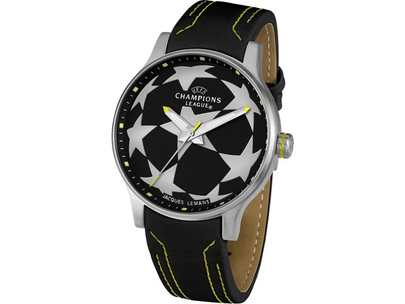 Jacques Lemans U37F UEFA Champions League Mens Watch