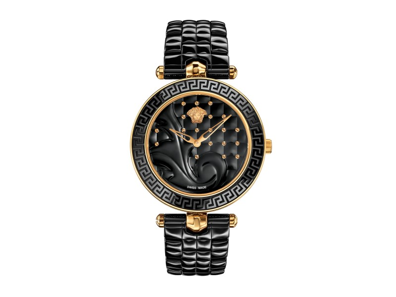 Versace Vanitas Black 40MM VAO040016