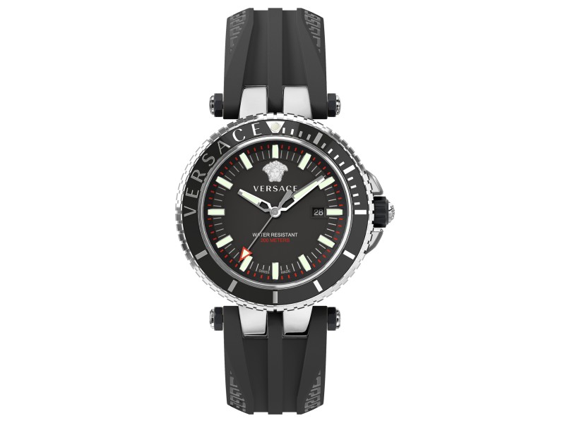 Versace Black 41 mm VEVI00220