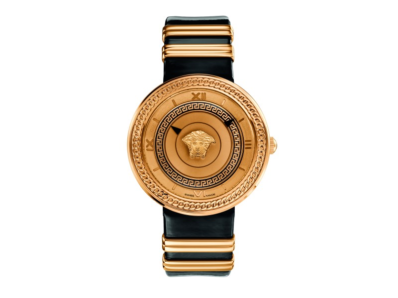 Versace Black 40 mm VELC00318