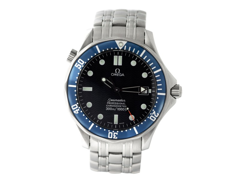 Omega 2531.80 Seamaster Professional Automatic James Bond 300m Watch