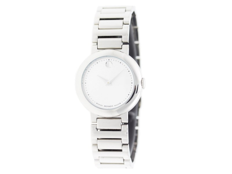Movado 0606702 26mm Womens Watch