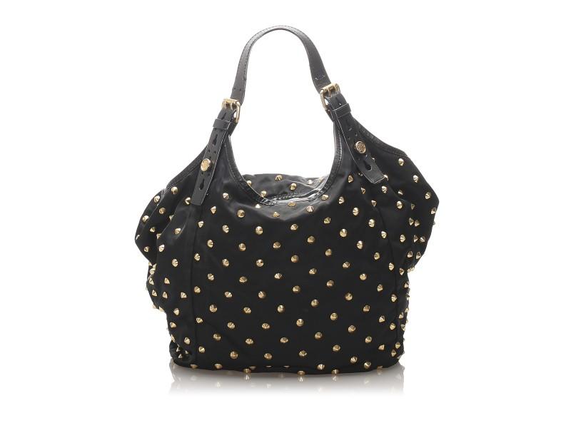 Studded Sacca Tote Bag