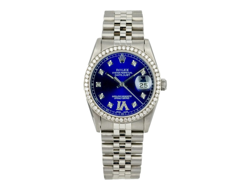 Rolex Datejust 1601 36mm Mens Watch