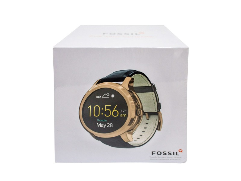 Fossil Touch Screen Smartwatch