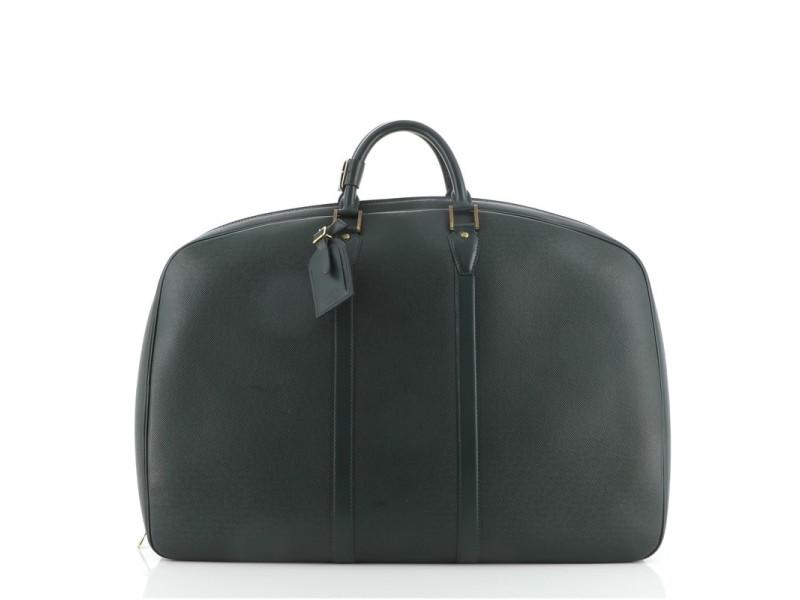 Louis Vuitton Helanga Bag Taiga Leather 1 Poche