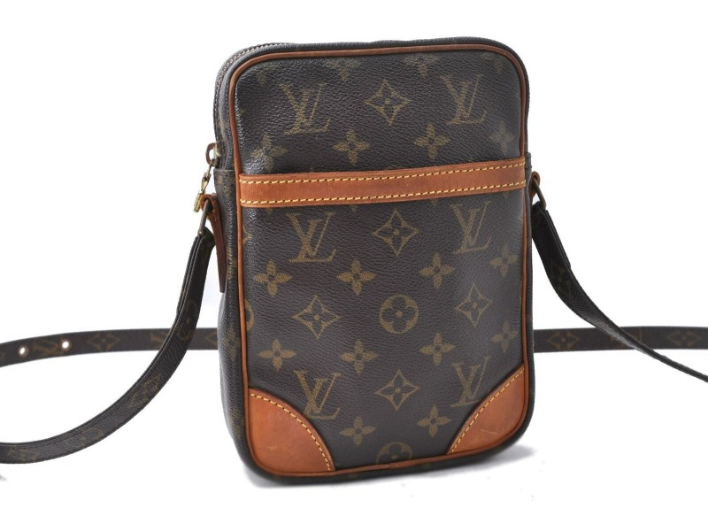 Louis Vuitton Monogram Danube Shoulder Bag M45266