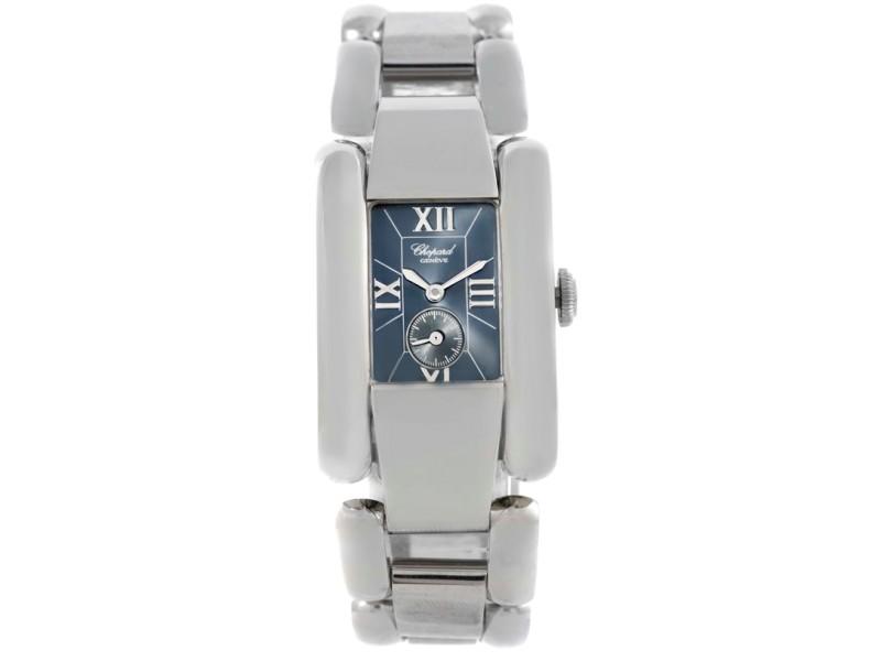 Chopard La Strada 41-8380 Stainless Steel Quartz 23mm Womens Watch