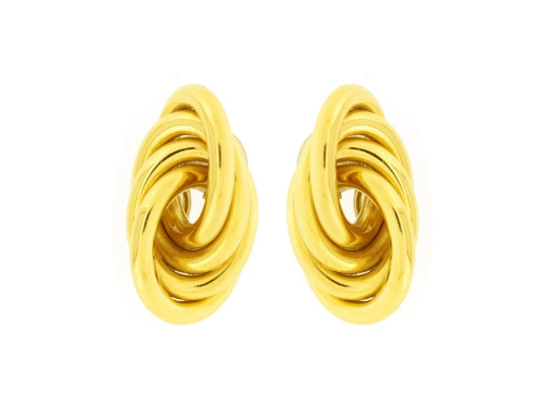 David Rosas Vintage Earrings