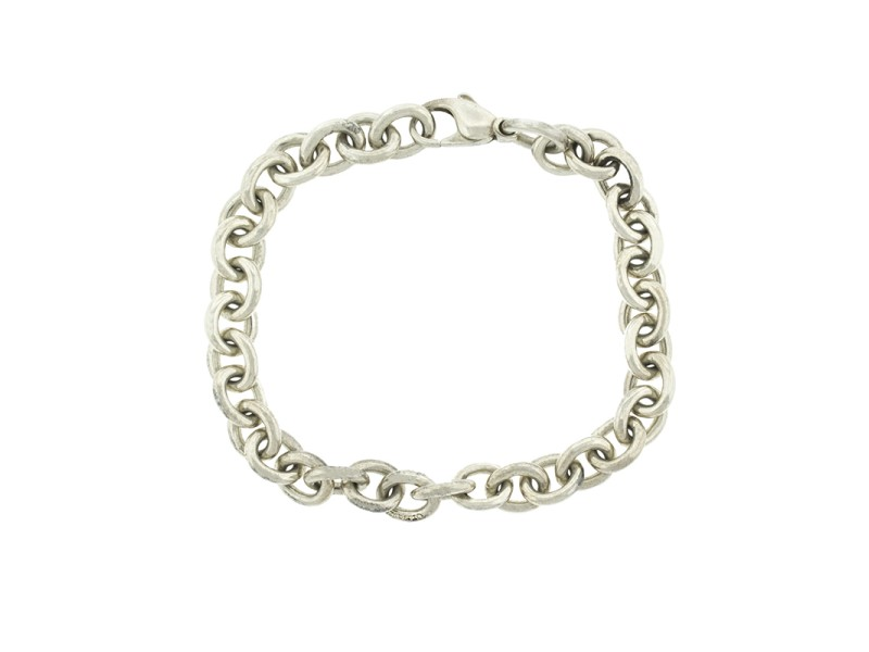 Tiffany & Co. Silver Link Bracelet