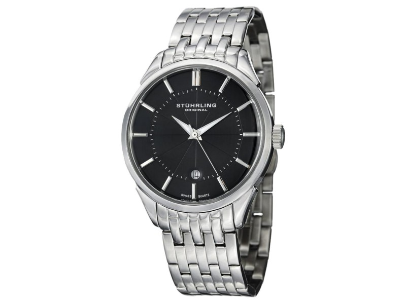 Stuhrling Arlington 461.33111 Stainless Steel 40mm Watch