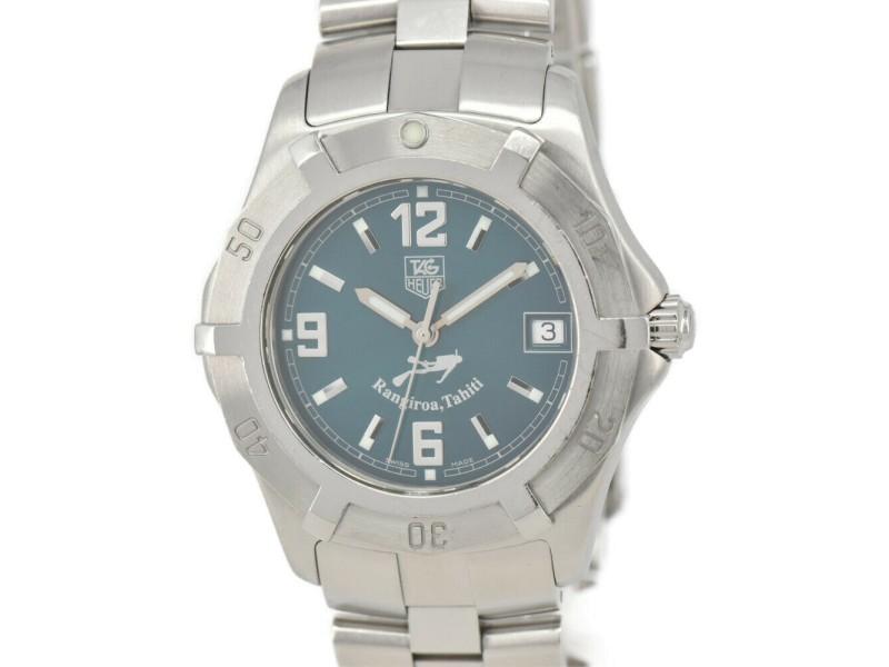 TAG HEUER Exclusive WN111A.BA0332 Rangiroa Tahitian Quartz Men's Watch