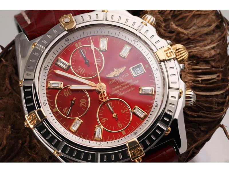 Breitling Crosswind B13355 43mm Mens Watch