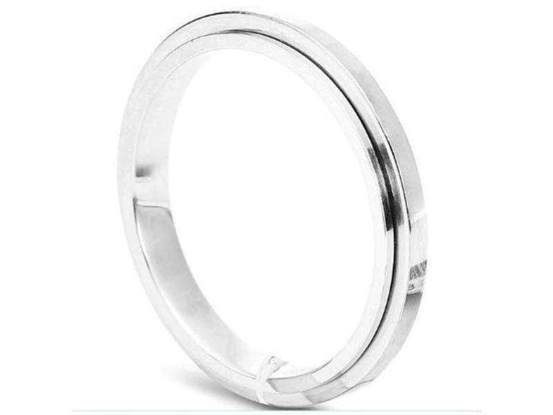 Piaget 18K White Gold Ring Size 7