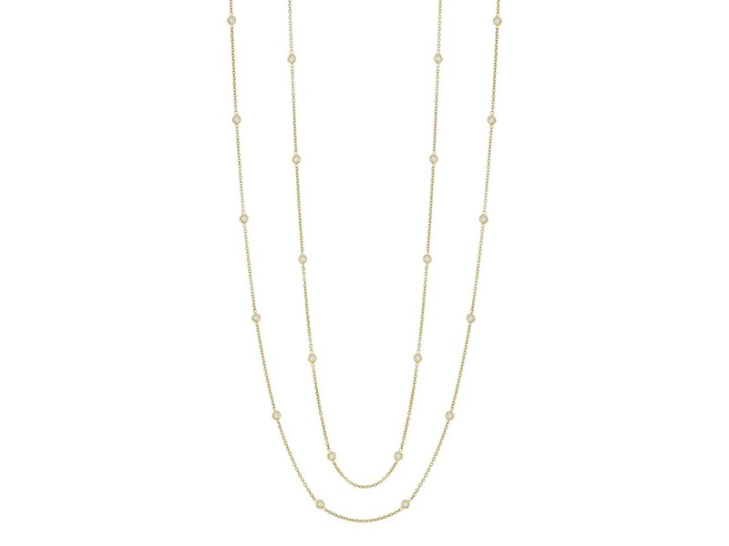 Penny Preville Diamond Eyeglass Chain geYVm