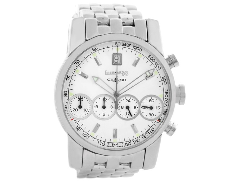 Eberhard 31041 Stainless Steel Automatic 40mm Mens Watch