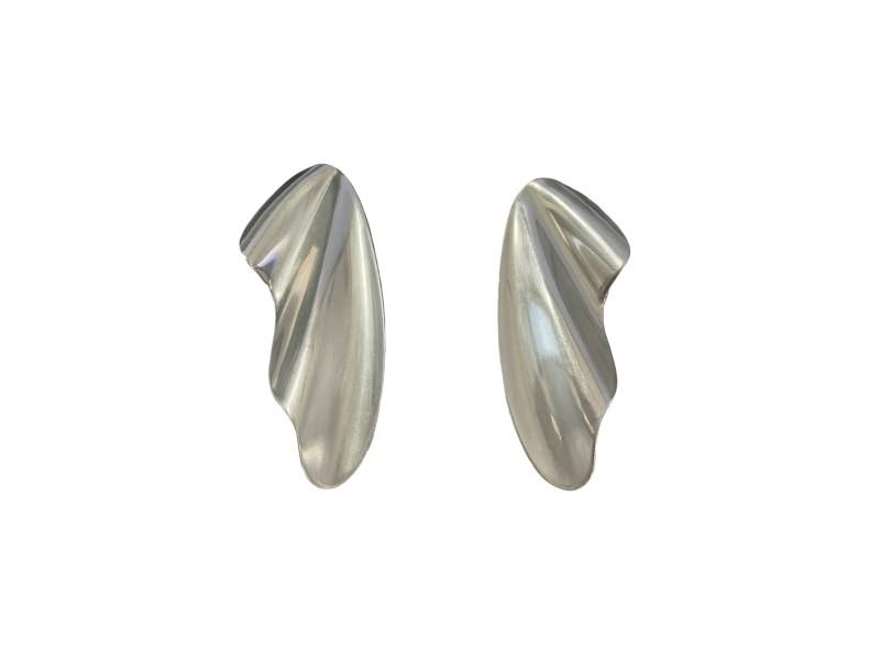 Tiffany & Co. Elsa Peretti High Tide Sterling silver Earrings