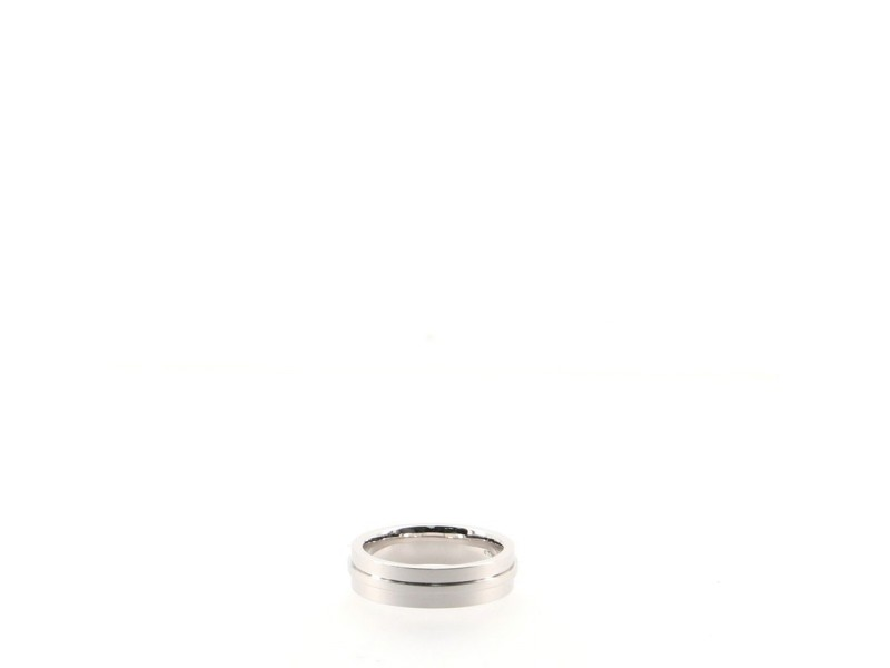 Tiffany & Co. Tiffany T Ring 18K White Gold Wide