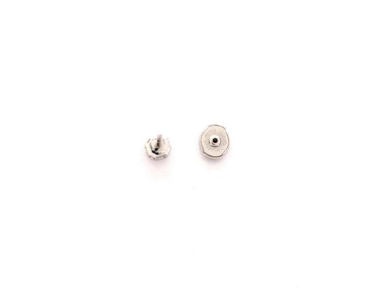 Tiffany & Co. Lucida Stud Earrings Platinum and Diamonds .87CT