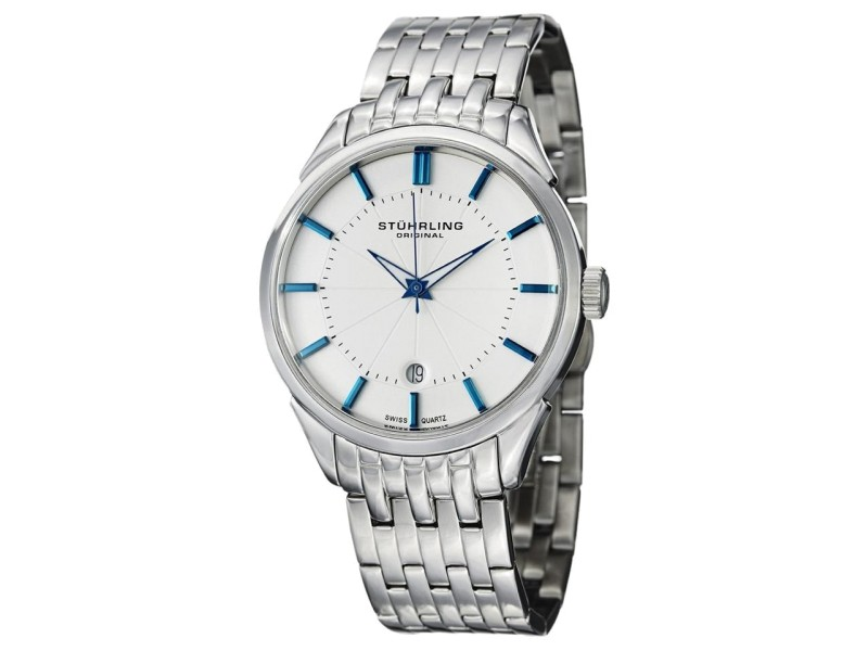 Stuhrling Arlington 461.33112 Stainless Steel 40mm Watch