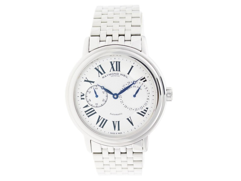 Raymond Weil Maestro 2846-ST-00659 40mm Mens Watch