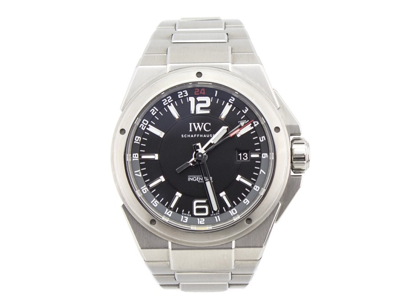 IWC Ingenieur IW324402 Stainless Steel 46 mm Automatic Mens Watch
